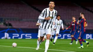 Er hat es wieder getan: Cristiano Ronaldo sorgte mit seinem Doppelpack am letzten Spieltag der Gruppenphase der Champions League im Camp Nou dafür, dass...