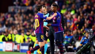 Manchester City a des vues sur le défenseur du Barça, Sergi Roberto. Mais le joueur espagnol ne serait pas décidé à quitter la Catalogne. Mais son coéquipier,...