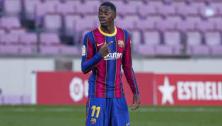 Barcelona have confirmed that French forward Ousmane Dembele will miss Tuesday's meeting with Juventus after picking up a hamstring injury in Saturday's...
