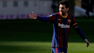During the first half of FC Barcelona's La Liga clash against Osasuna on Sunday, Lionel Messi came pretty close to recreating a 'Hand of God' moment in the...