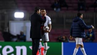 Paris Saint-Germain meraih kemenangan penting saat melakoni laga tandang ke Camp Nou, markas Barcelona dalam pertandingan leg pertama babak 16 besar Liga...