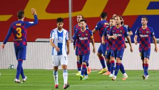 Cinco casos de equipos que le dieron el empujón a su clásico rival para que perdiera la categoría. 1. Barcelona a Espanyol FC Barcelona v RCD Espanyol - La...