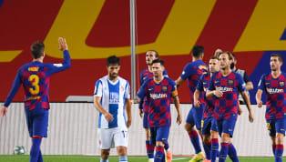 Espanyol chính thức trở thành CLB đầu tiên xuống hạng ở La Liga sau trận thua Barcelona rạng sáng 8/7. Trận derby Catalan đã diễn ra đầy kịch tính giữa...