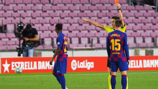 HLV Quique Setien mới đây đã lên tiếng bảo vệ tài năng trẻ Ansu Fati sau tấm thẻ đỏ mà cầu thủ đã nhận trong trận đấu vừa qua với Espanyol. Barca đã có chiến...