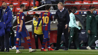 El técnico neerlandés demostró su personalidad al no alinear a Lionel Messi de inicio ante el Real Betis. Unas leves molestias tras el partido de Liga de...