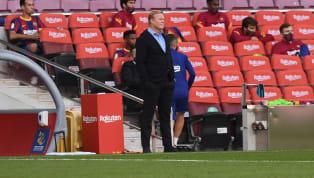 HLV trưởng của Barcelona Ronald Koeman chỉ trích VAR và trọng tài trong trận siêu kinh điển đêm qua. Tại thánh địa Camp Nou, Barca tiếp đón kình địch Real...