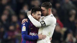 Le défenseur et capitaine emblématique aimerait voir la Pulga rester au FC Barcelone une année supplémentaire. Rivaux sur le terrain, Sergio Ramos et Lionel...