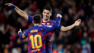 Bis auf die weiterhin angeschlagenen Samuel Umtiti, Ansu Fati, Nelson Semedo und Dauer-Sorgenkind Ousmane Dembélé ist der FC Barcelona mit dem kompletten...