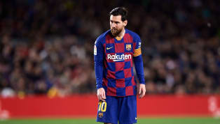 Barcelona captain Lionel Messi is thought to no longer be able to leave Camp Nou for free this summer after the clause in his contract allowing him to do so...