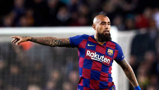 Arturo Vidal will not consider leaving Barcelona until all of their 2019/20 fixtures are finished - even if that means missing out on a move to Inter this...