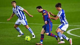 La Real Sociedad et le FC Barcelone s'affrontent, ce mercredi pour une place en finale de la Supercoupe d'Espagne contre le Real Madrid ou Bilbao. De l'eau a...