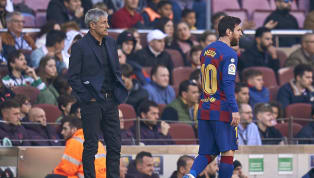 Barcelona manager Quique Setién has insisted Barcelona have enough in the tank to win this season's Champions League, despite Lionel Messi appearing to doubt...
