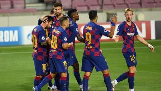 Barcelona berhasil meraih kemenangan krusial dan mengamankan satu tempat di babak perempat final Liga Champions saat menjamu Napoli di leg kedua babak 16...
