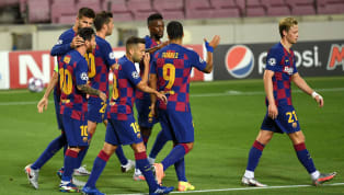 Barcelona progressed to the quarter-finals of the Champions League with a relatively comfortable 3-1 victory over Italian giants Napoli on Saturday evening....