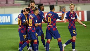 ops) Le FC Barcelone valide à son tour son ticket pour les quarts de finale de la Ligue des Champions. Ce samedi soir, les Blaugrana ont dominé les joueurs de...