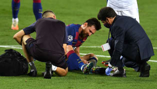 The injury picked up by Lionel Messi in Barcelona's 3-1 win over Napoli on Saturday night isn't thought to be serious and the Argentine's set to be fit for...