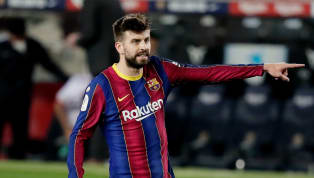 Gerard Pique has suffered a recurrence of the knee injury which ruled him out for three months earlier in the season and now looks unlikely to be fit for...