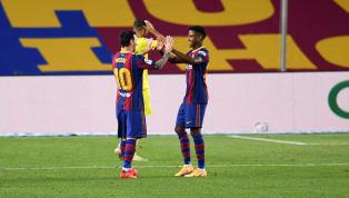 Face à Villarreal ce dimanche, Ansu Fati s'est illustré en marquant un doublé mais aussi en provoquant un penalty qu'il s'est empressé de laisser à son idole....