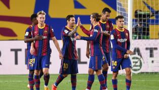 Barcelona memulai perjalanan mereka pada musim La Liga 2020/21 dengan meraih kemenangan 4-0 atas Villarreal. Pertandingan di Camp Nou pada Senin (28/9) dini...
