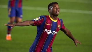 Auteur d'un prestation retentissante, dimanche soir, pour l'entrée en lice du FC Barcelone en Liga, Ansu Fati a également réalisé un rêve d'enfance. Si...