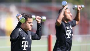 O brasileiro Philippe Coutinho espera o término da Champions League 2019/20 para definir o seu futuro junto ao Barcelona. Atualmente, o meia defende o Bayern...