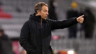 Hansi Flick musste beim 3:3 gegen Arminia Bielefeld auf zahlreiche Akteure verzichten: Thomas Müller, Leon Goretzka, Serge Gnabry, Jerome Boateng, Douglas...