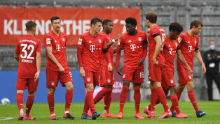Bayern Munich maintained their four-point lead at the top of the Bundesliga after an entertaining 5-2 win over Eintracht Frankfurt. Hansi Flick's side raced...
