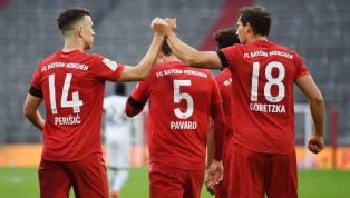 Vor dem Spitzenspiel gegen Borussia Dortmund musste Bayern München gegen Eintracht Frankfurt antreten. Nach einer dominanten ersten Hälfte machte es sich der...