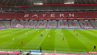 Der FC Bayern prüft intern, ob die Möglichkeit besteht, Heimspiele bald wieder mit einigen Zuschauern auszutragen. Das bestätigte Bayern-Vorstand Oliver Kahn...