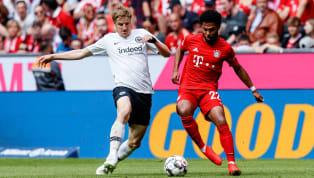 News In der Allianz Arena treffen am Samstagnachmittag vor leeren Zuschauerrängen der FC Bayern München und Eintracht Frankfurt aufeinander. Nach vier...
