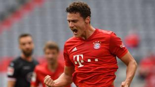Still und heimlich hat sich Benjamin Pavard gleich in seiner ersten Saison beim FC Bayern einen Stammplatz erobert. Wie bei der Weltmeisterschaft 2018 agiert...
