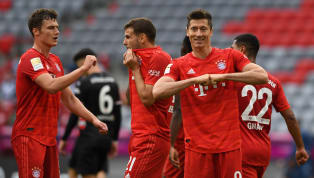 News The Bundesliga's two-month hiatus has done little to disrupt Bayern Munich's title tilt. The Bavarians have won all four of their games since the league's...
