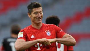 Cuộc đua danh hiệu Vua phá lưới châu Âu mùa 2019/20 bất ngờ chứng kiến sự đột phá của Robert Lewandowski. Tiền đạo người Ba Lan hưởng lợi nhờ Bundesliga tái...