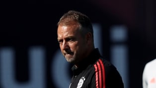 MIt 1:0 gewann der FC Bayern die Generalprobe gegen Marseille für das kommende Duell in der Champions League mit dem FC Chelsea. Trainer Hansi Flick stand...