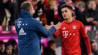 Entgegen der Medienberichte vom Wochenende sieht FC Bayerns Trainer Hansi Flick noch Chancen für Philippe Coutinho, in dieser Saison nochmal zu spielen. In...