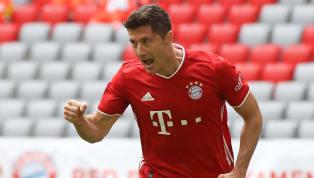Am Samstag hat sich Robert Lewandowski wieder einmal selbst übertroffen. Mit seinen Saisontoren 32 und 33 beim 3:1-Erfolg des FC Bayern über den SC Freiburg...