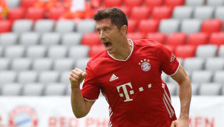 In what can come as a surprise to absolutely no-one, Robert Lewandowski has been named the Bundesliga's player of the season. Bayern were confirmed as...