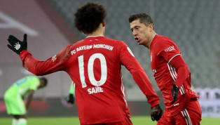 Bayern Munich came from behind as a Robert Lewandowski brace helped the Bavarian giants secure a much-needed victory against a resolute Wolfsburg side on...