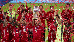 Bayern Munich came from a goal behind to beat Sevilla 2-1 in the UEFA Super Cup on Thursday night, setting a remarkable new record in the process. It looked...