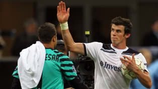 Before 2010, Gareth Bale was a pretty good footballer. He had his bad spells, but generally, you'd want him on your team. After 2010, or specifically after...
