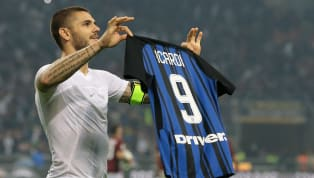 Act Play for the name on the front of the shirt, and they'll remember the name on the back. If you remove all qualitative data from Mauro Icardi's six-year...
