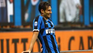 """Một trong những công thần lâu năm của Inter Milan đã rời câu lạc bộ. Sau khi trắng tay ở mùa giải 2019 - 2020, ban lãnh đạo Inter Milan đã quyết định """"thay..."""