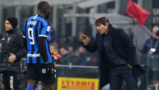 ? | FORMAZIONE Ecco gli 1⃣1⃣ titolari scelti da Antonio Conte per il recupero della 25^ giornata della @SerieA!#InterSampdoria ⚫️?⚫️? #FORZAINTER...