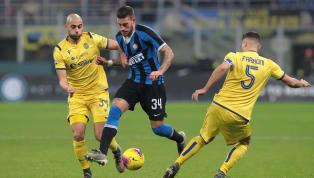 31esimo turno di campionato peril Veronae per l'Interche questa sera alle ore 21.45 se la vedranno faccia a faccia sul campo dello stadio Bentegodi....