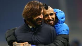 Arturo Vidal risponde sul campo e... sui social. Dopo il video dell'abbraccio con Giorgio Chiellini prima del fischio d'inizio e l'accusa di aver voluto...