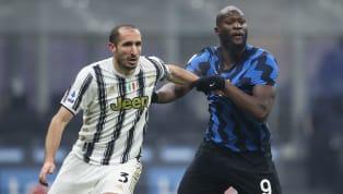 """Dopo il 2-0 di San Siro, Giorgio Chiellini, difensore della Juventus, commentaSky Sportil ko contro l'Inter: """"Non siamo mai entrati in partita né riusciti a..."""