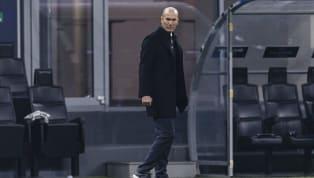 HLV Zinedine Zidane đã ca ngợi học trò sau chiến thắng trước Inter Milan Real Madrid vừa giành chiến thắng quan trọng trước Inter Milan trên sân Giuseppe...