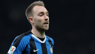 Christian Eriksen has revealed he has been forced to live at Inter's training ground due to the social distancing restrictions enforced in Italy in response...