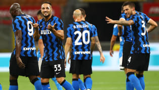 tory Inter avenged their Coppa Italia semi-final defeat by completing the league double over Napoli with a 2-0 victory at San Siro on Tuesday night. An...