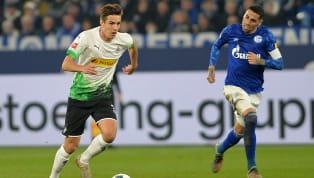 Borussia Mönchengladbach 4️⃣ Veränderungen im Vergleich zum Donezk-Spiel: Das ist die FohlenElf für #BMGS04! ?#Bundesliga pic.twitter.com/nisgPMmyc4 —...